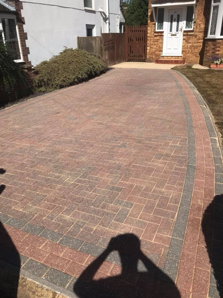 A&R Patio and Driveway Cleaning Bedford - AFTER.jpg