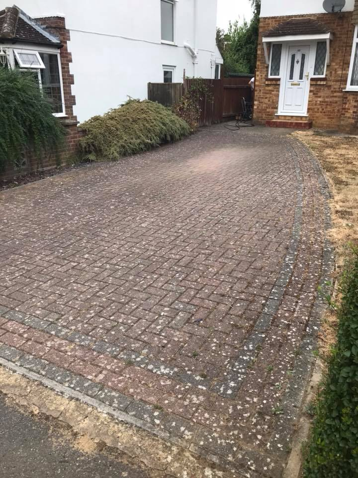 A&R Patio and Driveway Cleaning Bedford - BEFORE.jpg